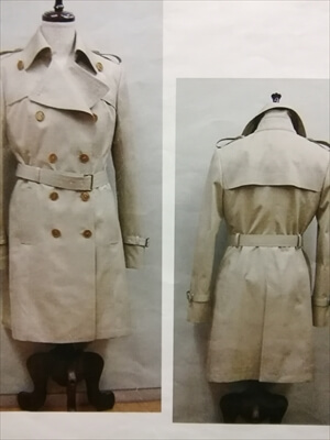 S様のコート