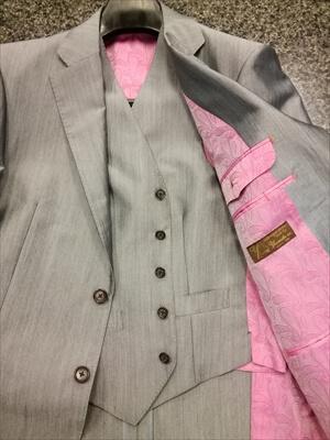 コンポラ風スーツ
